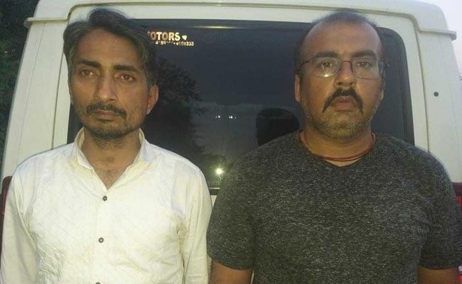 उत्तर प्रदेश:  MBBS में एडमिशन के नाम पर ठगी करने वाले दो अभियुक्त चढ़ें STF के हत्थे