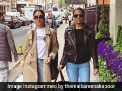Inside Kareena Kapoor, Amrita Arora's London Dreams: Shop Till You Drop