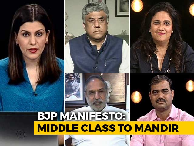 Will BJP Get Votes For Its Poll Promises Or Performance?