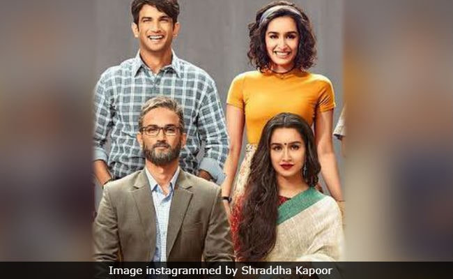 Chhichhore: Shraddha Kapoor And Sushant Singh Rajput's Film Gets A Set Reportedly Worth Rs 9 Crore