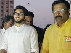 "General Elections 2019: ""Mumbai South Will Stay With Shiv Sena,"" Says Aaditya Thackeray"