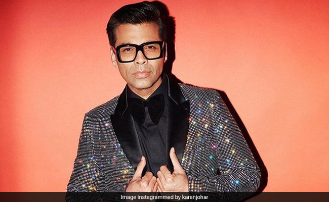Karan Johar Doesn't 'Love' Discussing Nepotism, 'Someone Else Does'