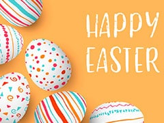 Happy Easter 2019: Wishes, Quotes, Photos, Images, GIFs, Messages, Status