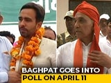 Video : BJP Eyes Comeback In Uttar Pradesh's Baghpat, Set For Two-Cornered Fight