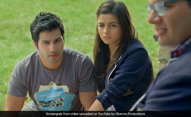 Varun Dhawan Might Just Go Back To School - But We'll Have To Wait For Student Of The Year 3