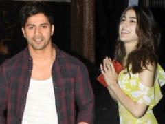 Trending: Varun Dhawan And Sara Ali Khan May Co-Star In <i>Coolie No 1</i> Remake