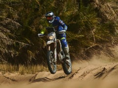 Merzouga Rally: Abdul Wahid Tanveer Tops Enduro Class In Stage 4