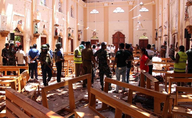 Sri Lanka Massive Terror Attack: No Group Takes Responsibility Yet