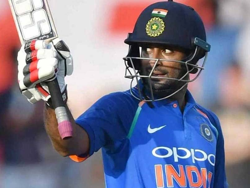 Ambati Rayudu reveal his plan after being dropped from World Cup Team