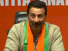 Lok Sabha Polls 2019 - From Lawyer And Army Major To Politics: Actor Sunny Deol Joins BJP