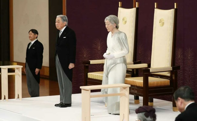 End Of An Era As Japanese Emperor Akihito Steps Down