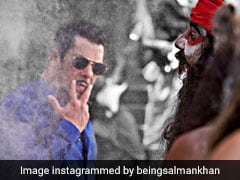 '<I>Hud Hud... Dabangg 3</i>': Salman Khan Just Shot For Our Fave Song And Signed Off With This Pic