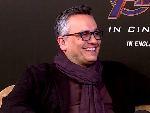 Video : Joe Russo On <i>Avengers: Endgame</i>, His Visit To India, & More