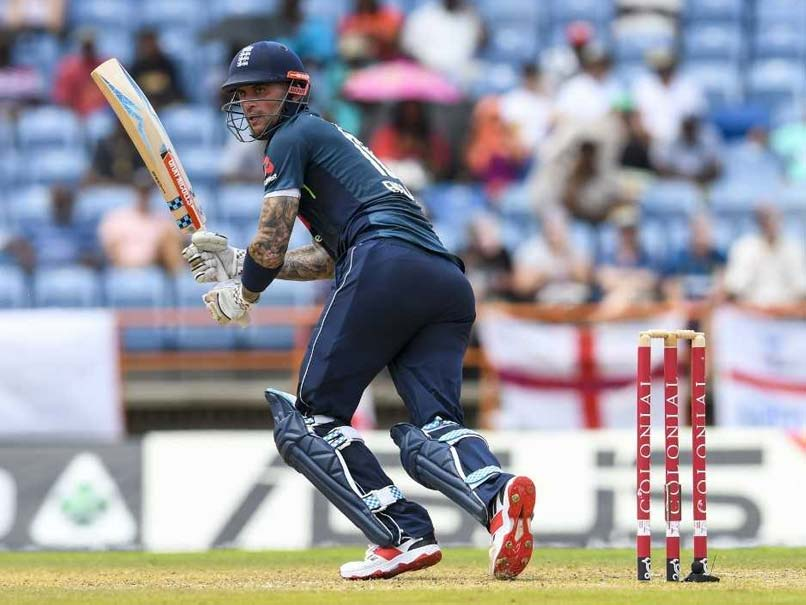 England Opener Alex Hales Serving Three-Week Ban For Recreational Drug Use
