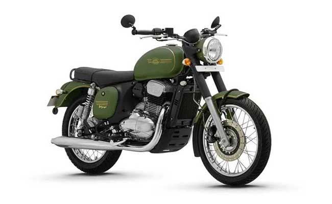 Jawa had launched its motorcycles back in December 2018
