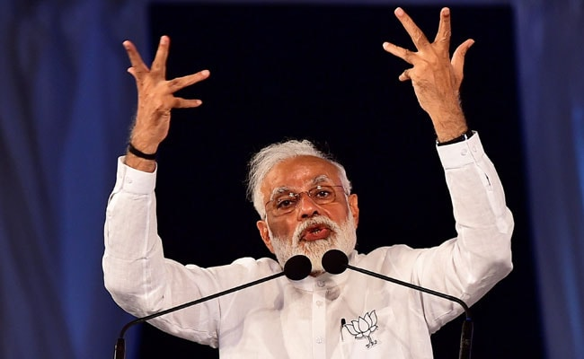 Congress Promoted 'Ease Of Loot', We Promoted 'Ease Of Business': PM Modi