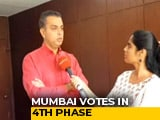 """Video : """"Anti-Incumbency In South Mumbai Will Favour Congress,"""" Says Milind Deora"""