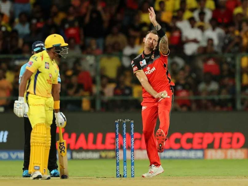 Dale Steyn Ruled Out Of IPL 2019 Due To Shoulder Inflammation