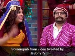 कपिल शर्मा से कृष्णा अभिषेक ने कहा कुछ ऐसा, हंस-हंसकर लोटपोट हो गए आलिया-वरुण...देखें Video