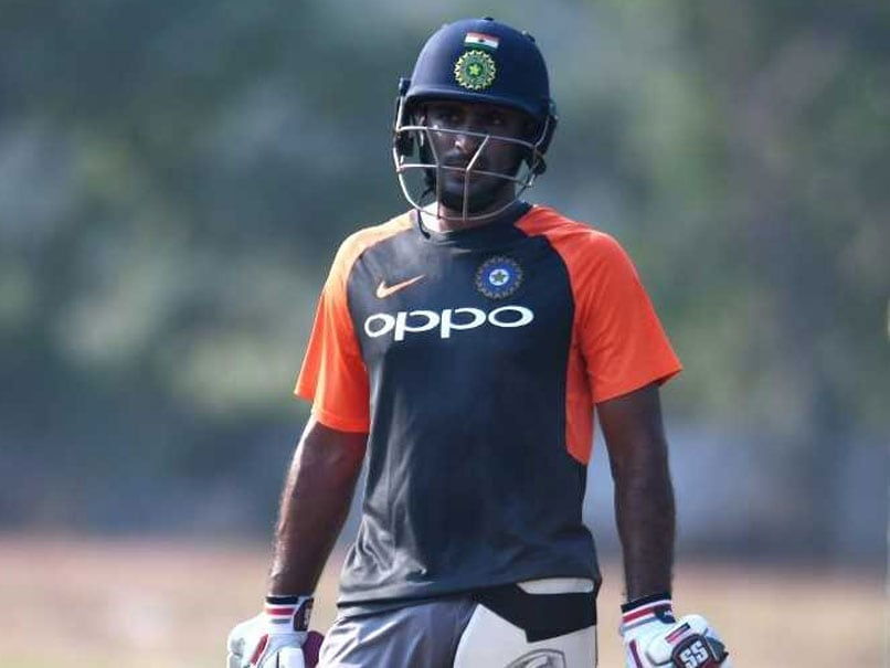 India Spinner Comes Up With Conspiracy Theory After Ambati Rayudu