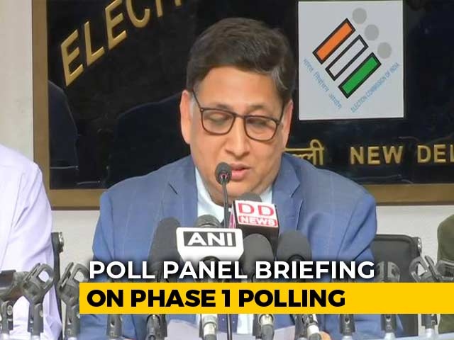Video : Barring Few Incidents, Voting Was Peaceful, Says Poll Body