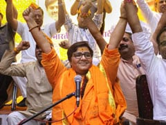 """Vote BJP, Vote Superstition"": Siddaramaiah On Sadhvi Pragya's Remark"