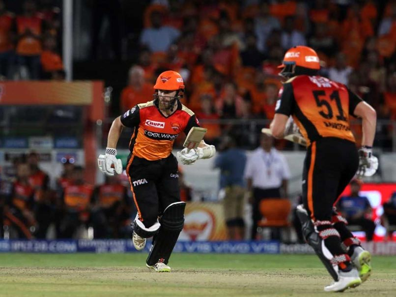 IPL 2019: Kane Williamson To Miss CSK Tie, Bhuvneshwar Kumar To Lead SRH