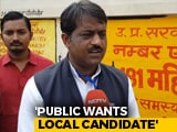 Video : Pilibhit Wants Local Candidate: Hemraj Verma, Up Against Varun Gandhi, Tells NDTV