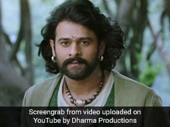 2 Years Of Baahubali 2: The Conclusion, Prabhas Opens Up About His 'Emotional Connection' With The Film