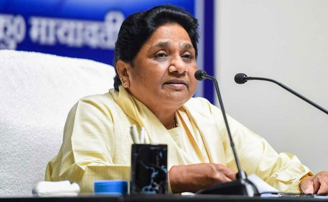 Elections 2019: 'Why So Generous?' Mayawati Questions Election Body Over Yogi Adityanath
