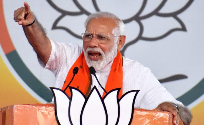 PM Modi Dares Mamata Banerjee To Arrest Him For Saying 'Jai Shri Ram'