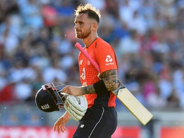 World Cup 2019: Alex Hales withdrawn from England squads after drugs ban