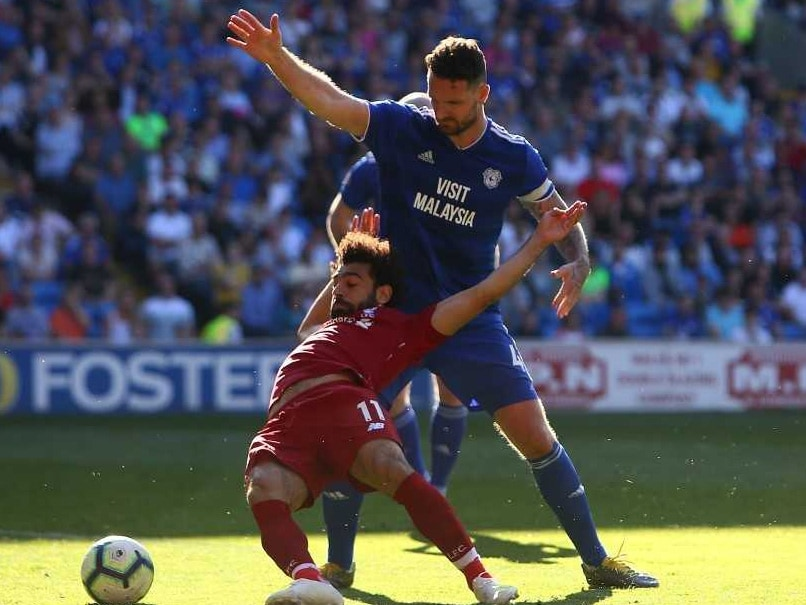 "Cardiff City Manager Scores Mohamed Salah Tumble ""9.9"" Amid Latest Diving Accusation"