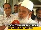 "Video : ""Congress Has Forgotten Its Gentleman's Promise"": AIUDF Chief Badaruddin Ajmal"