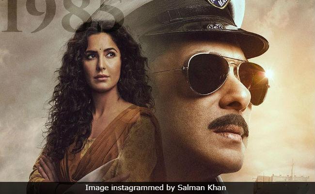 Bharat New Poster: Salman Khan And Katrina Kaif, 15 Years Later