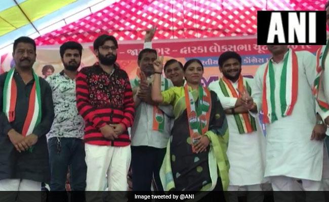 Ravindra Jadeja's Father, Sister Join Congress