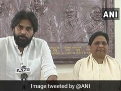 BSP's New Ally Pawan Kalyan Roots For Mayawati As Prime Minister