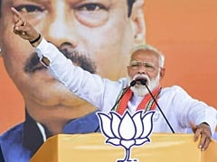 "Lok Sabha Elections 2019 - ""<i>Didi</i>, 40 Of Your Lawmakers In Touch With Me"": PM Modi's Stunning Claim"