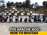 Video : TVS Apache AOG: Ride To Bhutan