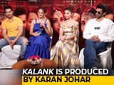 Video : Spotlight: Team <i>Kalank</i> On The Film, Co-Stars Sanjay Dutt & Madhuri Dixit, & More