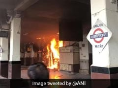 Gwalior Railway Station Canteen Gutted, No Casualties