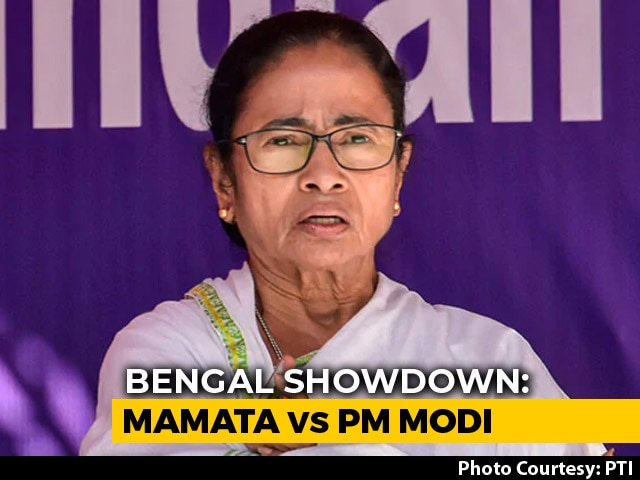 Video : PM In Bengal, Mamata Banerjee Tweaks Schedule To Have The Last Word