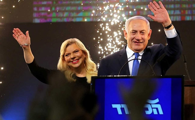 Israeli PM Benjamin Netanyahu Wins Record Fifth Term In Office: Reports