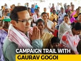 Video : In Assam, One Seat That BJP Desperately Wants Is Gaurav Gogoi's Kaliabor