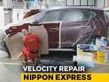 Video: Velocity Paint Repair By Nippon Express