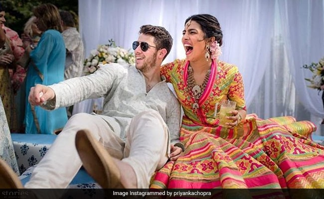 Priyanka Chopra, Nick Jonas Ran Out Of Beer At Their Wedding. 'Big Issue,' He Says