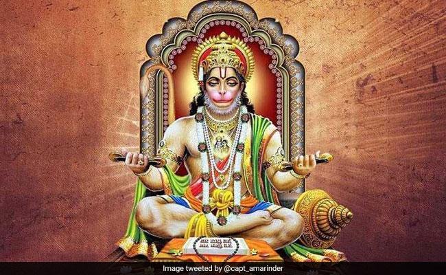 Hanuman Jayanti: देश भर में हनुमान जयंती की धूम, पीएम मोदी और राहुल गांधी ने दी शुभकामनाएं