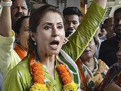 "Milind Deora Was ""Ray Of Hope For Mumbai Congress"": Urmila Matondkar"
