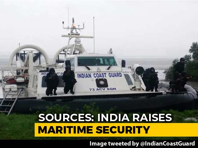 Video : Indian Coast Guard On Alert To Stop Attackers From Fleeing Lanka: Sources