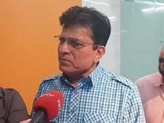 'Afraid Of Physical Attack On Me,' Says BJP Leader Kirit Somaiya